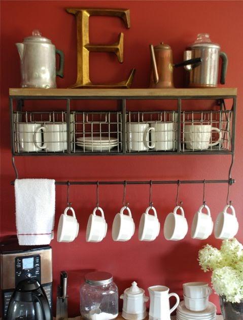 the vintage wren home coffee bar. Black Bedroom Furniture Sets. Home Design Ideas