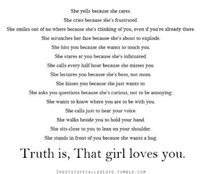 Perfect Girlfriend List Ily.