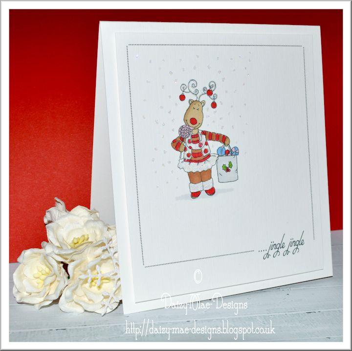 Reindeer, Christmas, CAS