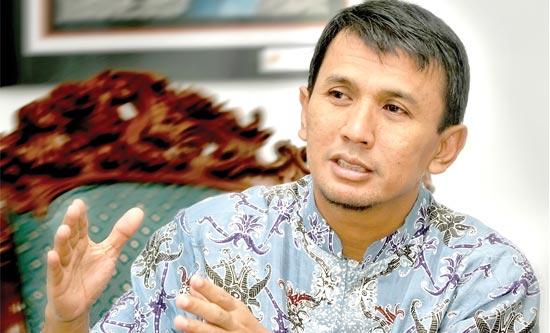 Gatot Pujo Nugroho, nouveau gouverneur de Sumatra-Nord (PKS Sumatra-Nord).