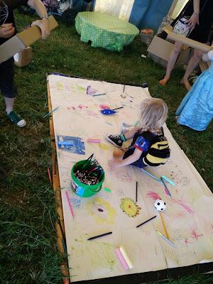 Farm Fest 2015 Kids Tent
