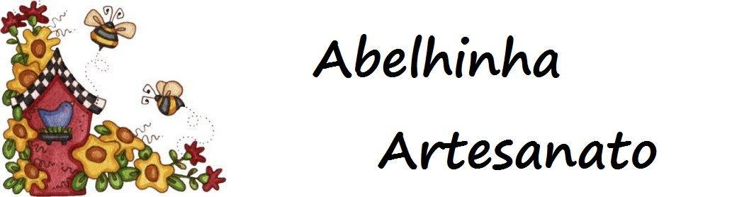Abelhinha artesanato