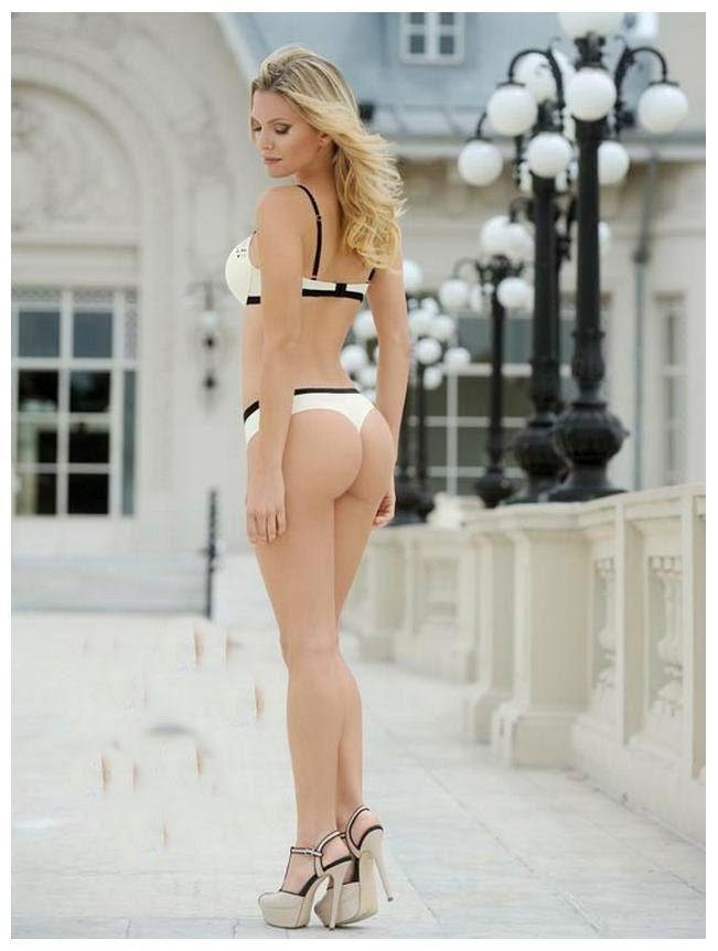 Impresionante orto en bikini primer plano 10