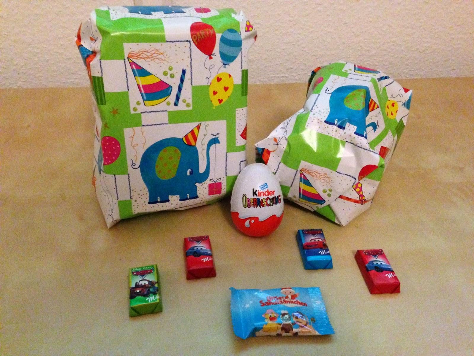 Kleine geschenke kindertag