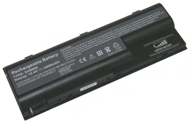 HP 8-cell Lithium Ion Travel Battery