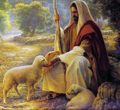 Jesus é a porta para a vida completa