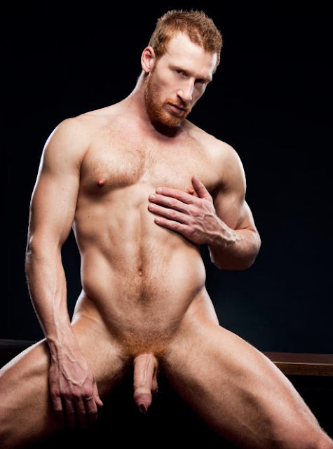 Naked Men With Red Hair