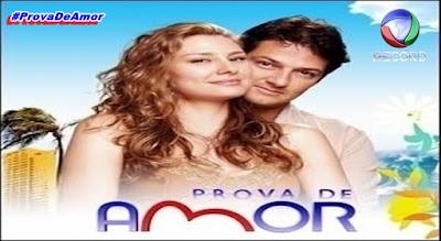 Novela Prova de Amor - Rede Record