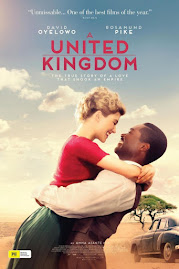 MINI-MOVIE REVIEWS: A United Kingdom