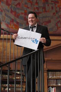 Alessandro Cassa à la Culturethèque