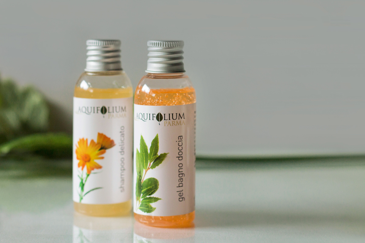 Aquifolium Parma, body cream, face scrub cream, face milk cleanser, argan oil