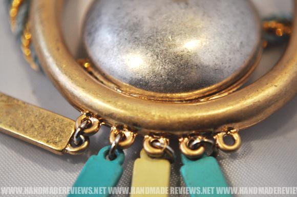 Broken JewelMint Setting Sun Necklace