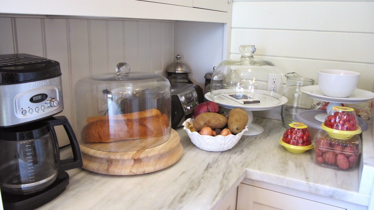 P Allen Smith Moss Mountain Garden Home kitchen shot bread dome (c)nwafoodie
