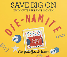 Save 25-30% on most of our thin cuts dies during March 2018 only!