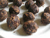 Raw Peanut Butter Truffles