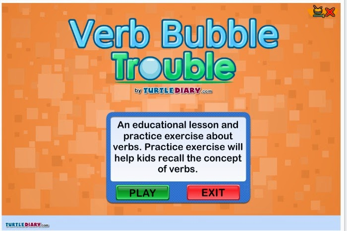 Game about Verbs