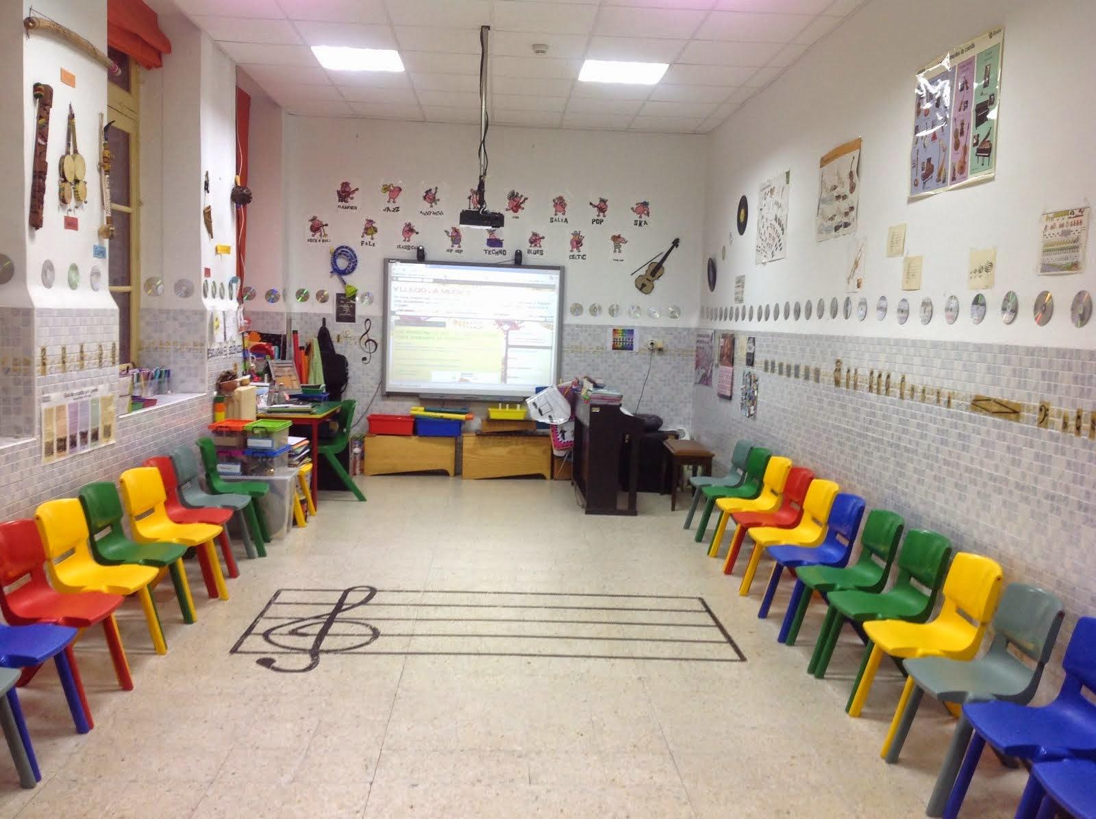 Nuestro aula de música