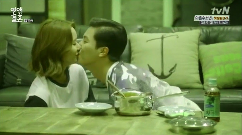 Sinopsis Marriage Not Dating Ep 15 Part 2