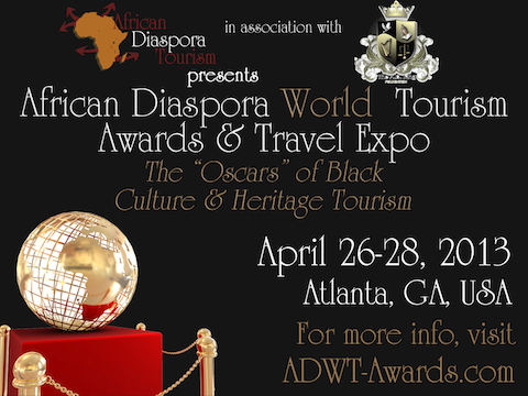 African Diaspora World Tourism Awards &amp; Travel Expo