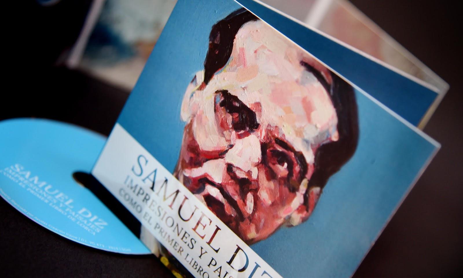 Discografía: Impresiones y paisajes, como el primer libro de Lorca.