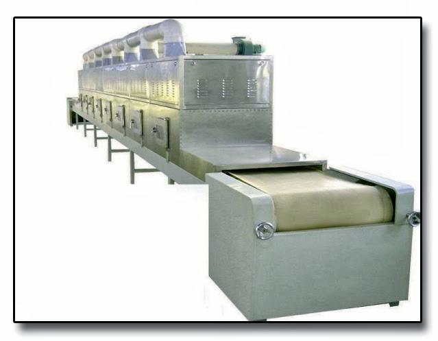 Máquina de secado
