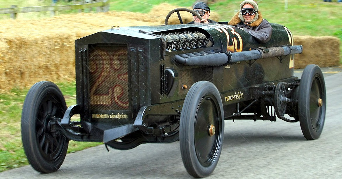 Just A Car Guy: I love 100 year old cars, airplane engines, and Top ...