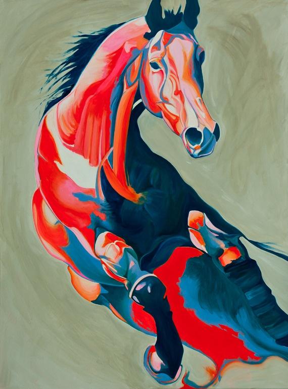 Saatchi online artist yaheya pasha picture blog gallery for Modern art gallery online