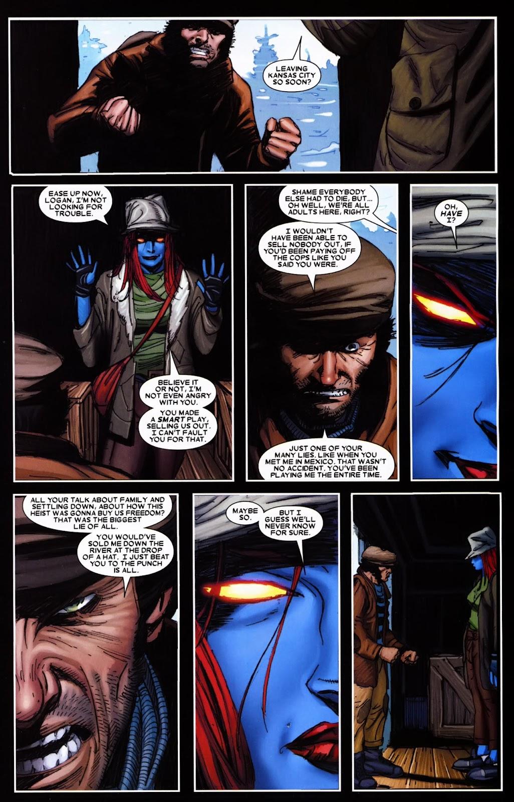 Read online Wolverine (2003) comic -  Issue #65 - 19