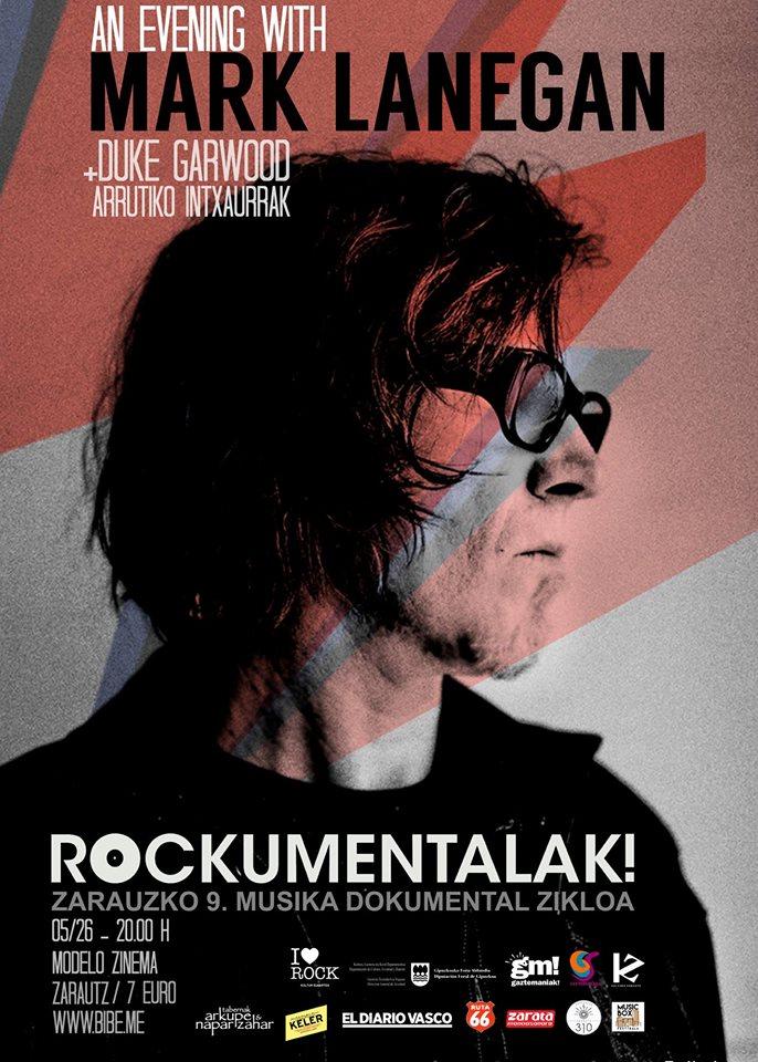 RECOMENDACIÓN!!! - 26/05/16<br> Cine Modelo - Zarautz