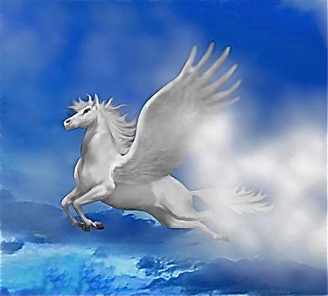 Fotos de caballos con alas - Imagui