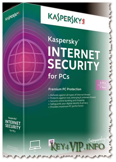 Kaspersky Internet Security 2015 Final Full Key + Actived,Dùng Kaspersky khỏi lo key