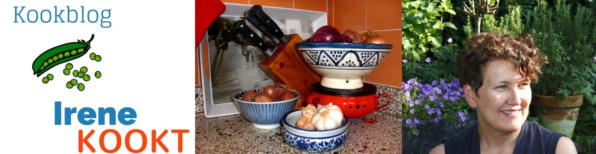 Irene kookt