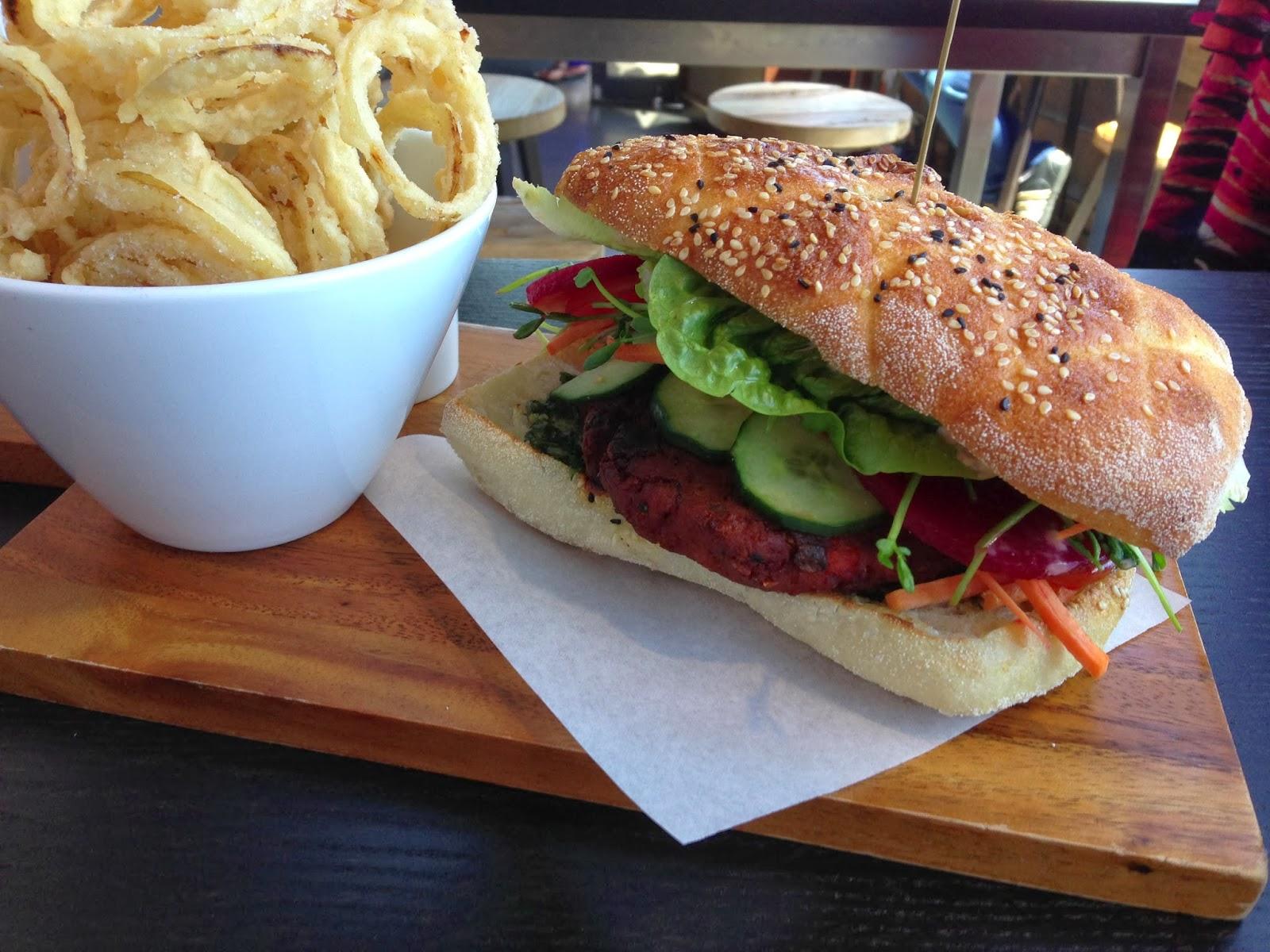 Living And Loving Hobart:: Burger Haus, North Hobart