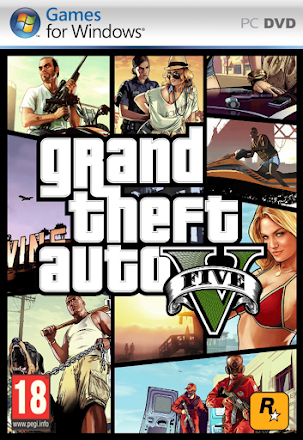 Grand Theft Auto V Inc. Update 1 & DLC PC PrePack CorePack