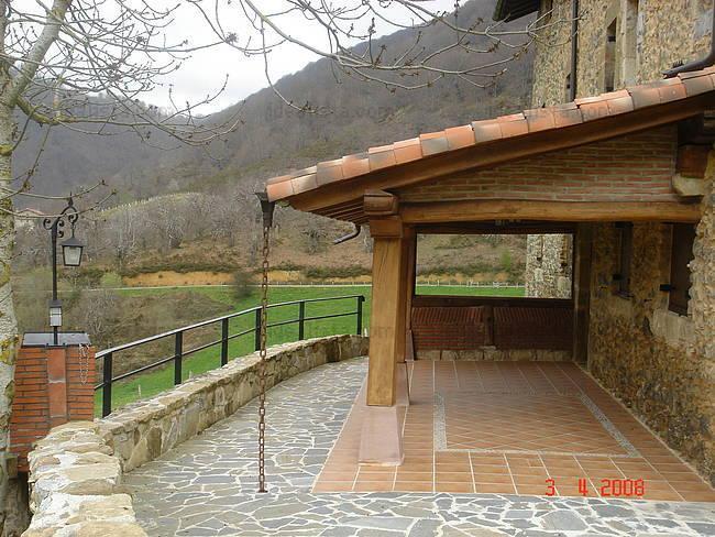 Fotos de terrazas terrazas y jardines casas con terrazas - Fotos de cerramientos de terrazas ...