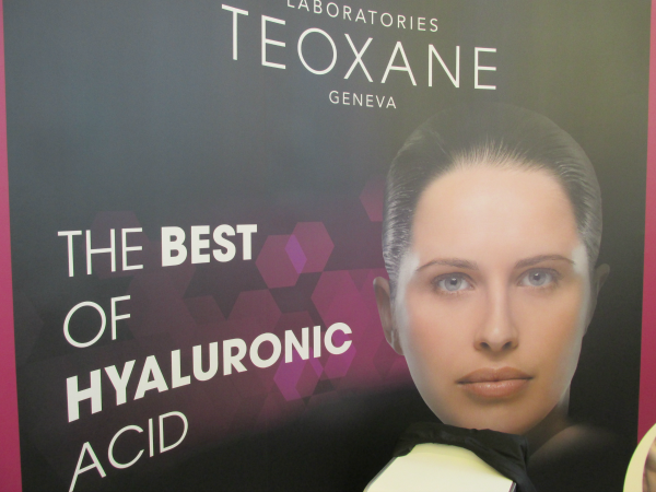 Beautypress Blogger Event Mai 2014 Teoxane Hyaluronic Acid