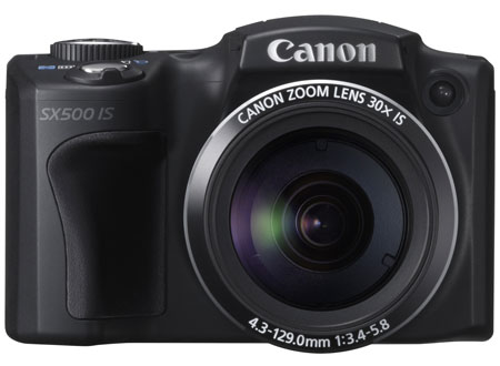 Review Kamera Canon Powershot SX500 IS