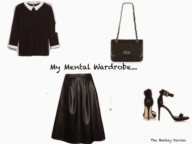 My Mental Wardrobe