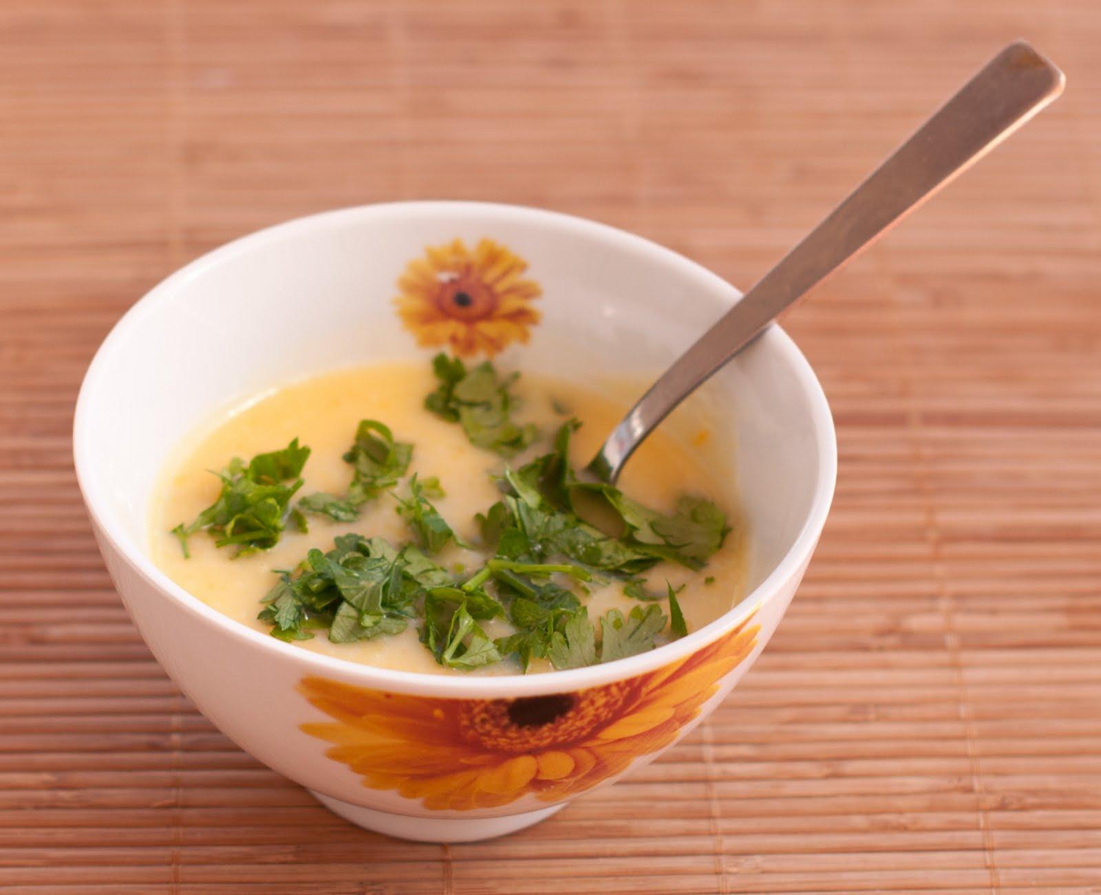 Картофена крем-супа
