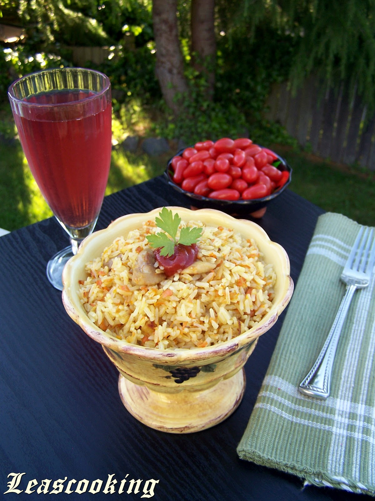 how to cook bulgur rice
