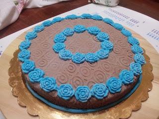 torta tutta nutellosa