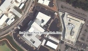 Peta IPD Shah Alam