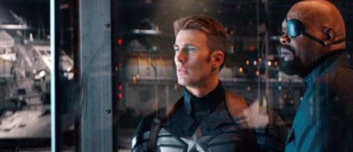 captain america winter soldier chris evans samuel l jackson