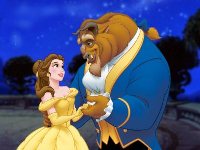 Christmas gown ideas under wall - The Disney Diner Quot Beauty And The Beast Quot Fun Facts Amp Trivia