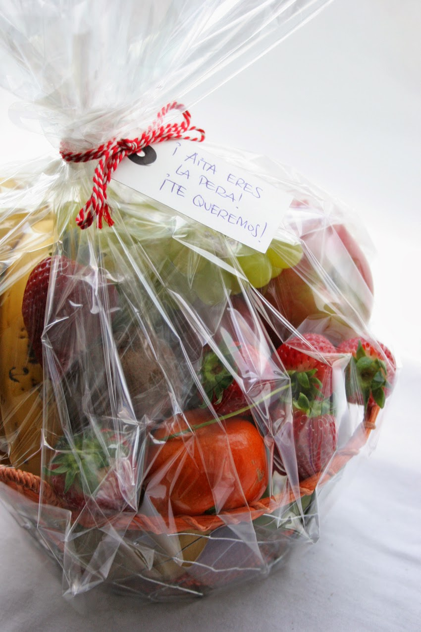 Cesta de fruta de regalo para el Día del Padre11