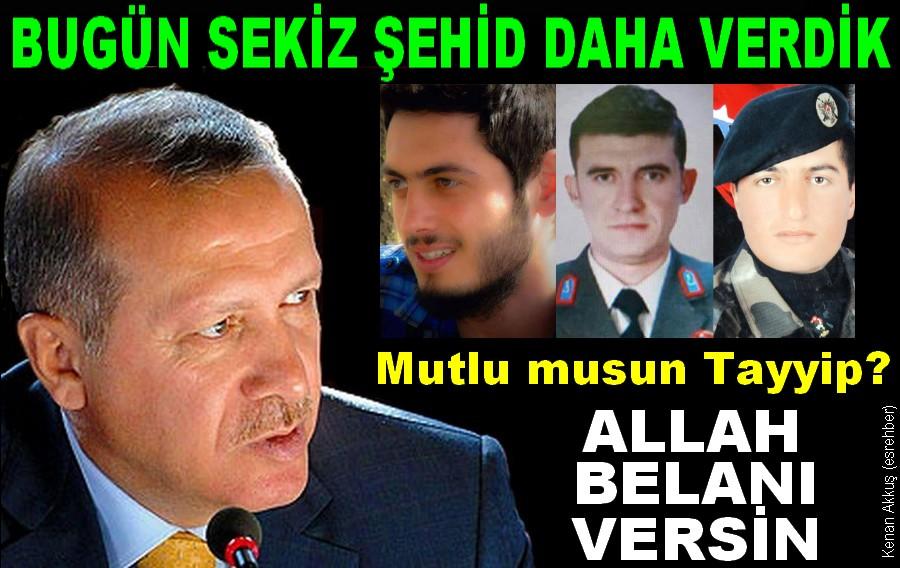 TÜRK ASKERİNİ, TÜRK POLİSİNİ, PKK TERÖRİSTLERİNİ BİRBİRİNE KIRDIRIYOR