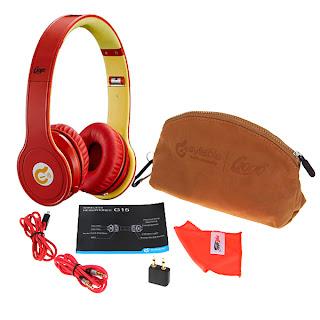 gambar model headphone berkualitas tahan lama dipakai awet