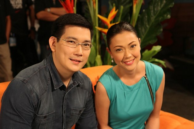 Can you imagine reserved and gentle Richard Yap (a.k.a. Sir Chief