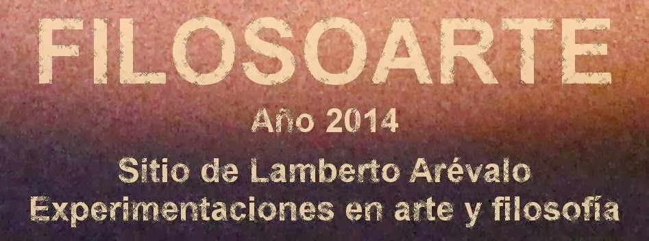 Lamberto Arévalo Filoso-Arte