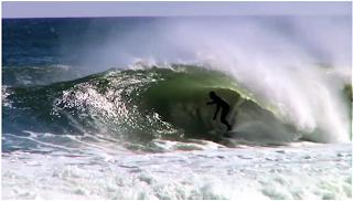 jersey surf ile anglo normande session printemps Jamie Moran, Brad Moran, et Sam Hammer
